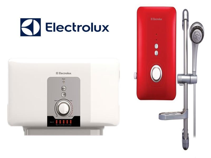 Trung tâm bảo hành bình nóng lạnh electrolux
