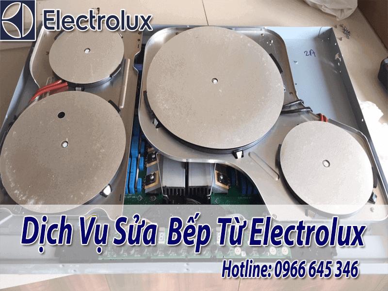 Sửa Chữa Bếp Từ Electrolux