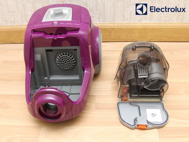 Sửa Chữa Máy Hút Bui Electrolux