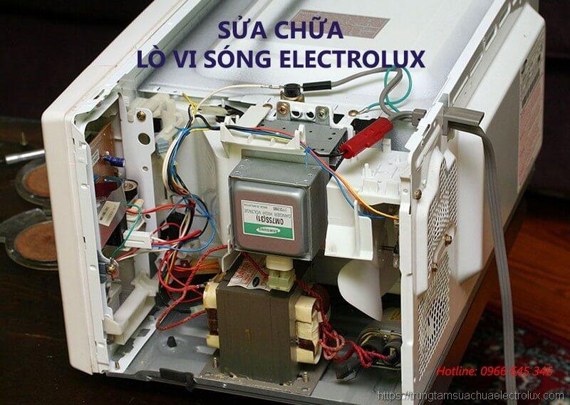 Dịch vụ sửa chữa lò vi sóng electrolux tại nhà  giá tốt