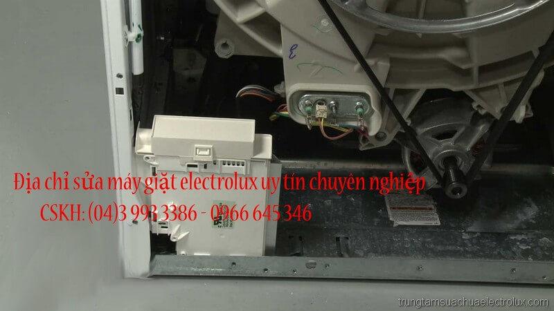 Địa chỉ sửa máy giặt electrolux giá tốt