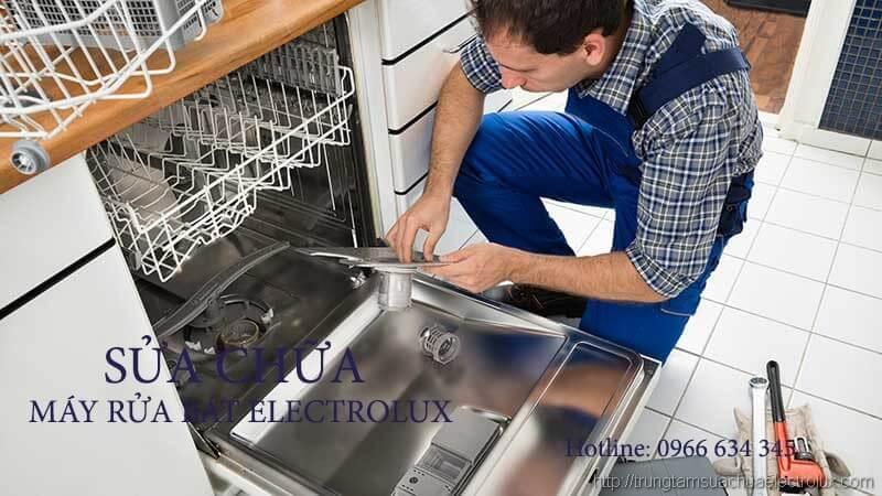 Địa chỉ sửa máy rửa bát electrolux, không đâu tốt bằng