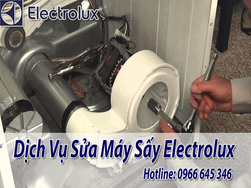 Sửa Chữa Máy Sấy Electrolux