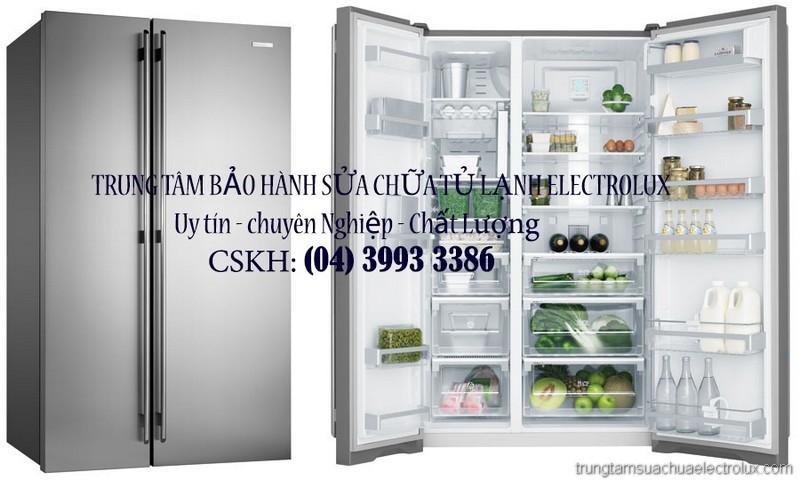 Trung tâm bảo hành sửa chữa tủ lạnh electrolux chính hãng