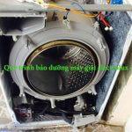 bảo dưỡng máy giặt electrolux tuân thủ quy trình nghiêm ngặt