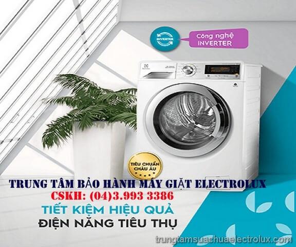 Địa chỉ bảo ahnhf máy giặt electrolux miễn phí
