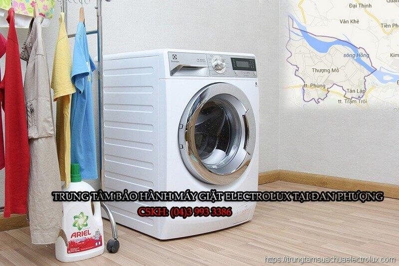 Địa chỉ bảo hành máy giặt electrolux số 1 tại Đan Phượng