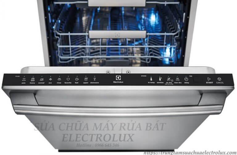 Sửa máy rửa bát nhanh chóng bảo hành dài hạn