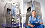 Sửa tủ lạnh side by side các hãng tại nhà