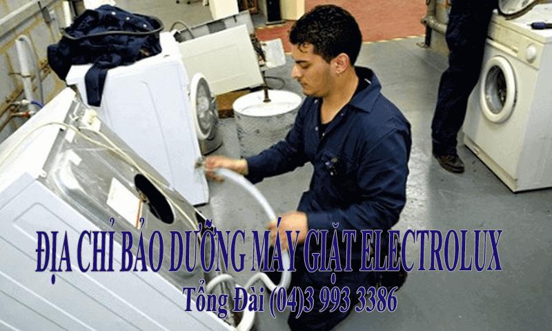 Bảo dưỡng máy giặt electrolux chuyên nghiệp tại nhà