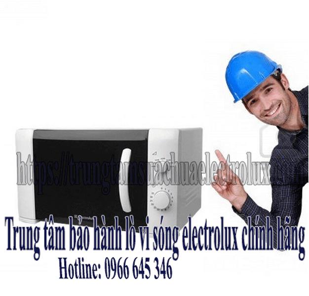 Dịch vụ sửa chữa lò vi sóng electrolux tại nhà uy tín chất lượng
