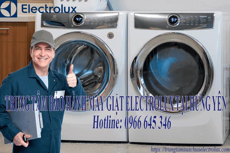 Trung tâm bảo hành máy giặt electrolux độc quyền trên địa bàn