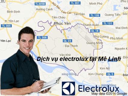 phạm vu cung cấp dịch vụ electrolux trên toàn địa bàn