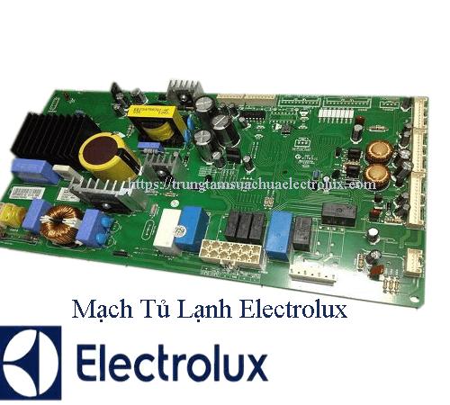 Mạch điều khiển của tủ lạnh electrolux các model