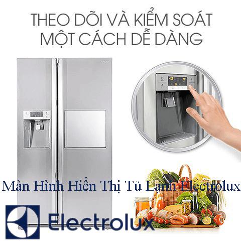 Màn hình hiển thọ tủ lạnh electrolux các model