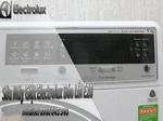 Lỗi E20 trên máy giặt electrolux
