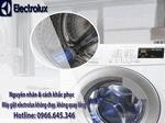Máy giặt electrolux không quay