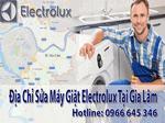 sửa chữa máy giặt electrolux tại gia lâm