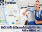 Sửa chữa máy giặt electrolux tại Long Biên