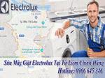 Sửa chữa máy giặt electrolux tại Từ Liêm