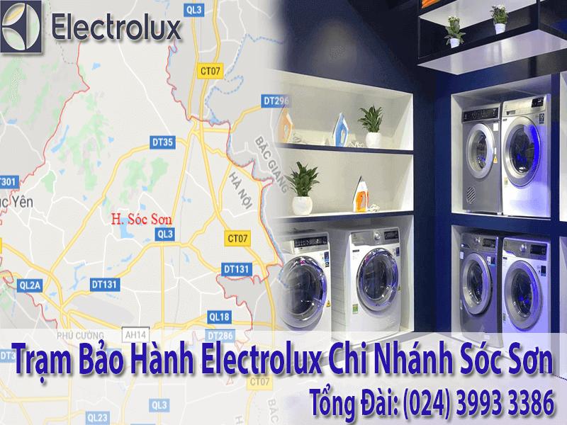 bảo hành electrolux tại Sóc Sơn