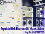 Trạm bảo hành electrolux tại Sóc Sơn