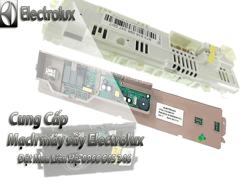 mạch máy sấy electrolux chính hãng