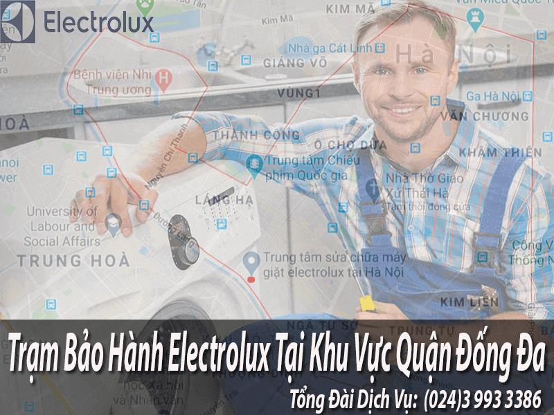 Địa Chỉ Bảo Hành Electrolux Tại Đống Đa