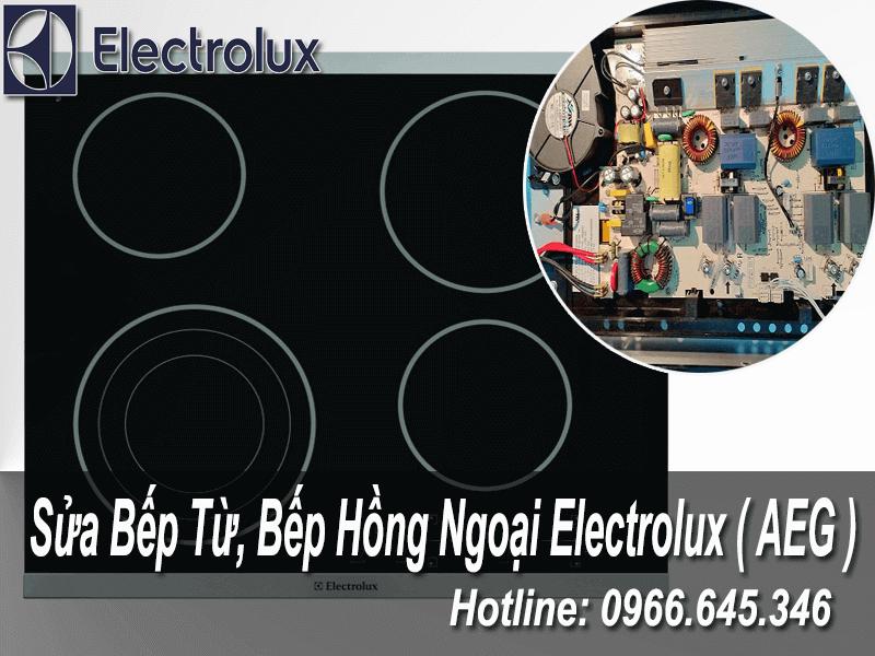 Địa chỉ sửa bếp từ electrolux